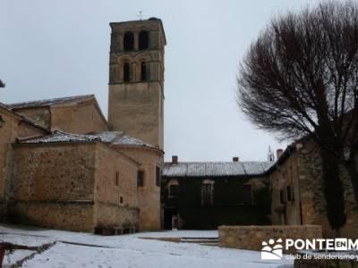 Villa de Pedraza y el Cañón del Río Cega; senderismo tenerife rutas